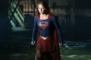 """""""Stronger Together"""" -- When Kara's (Melissa Benoist) attempts to help National City don't go according to plan, she must put aside the doubts that she -- and the city's media -- has about her abilities in order to capture an escapee from the Kryptonian prison, Fort Rozz, when SUPERGIRL moves to its regular time period, Monday, Nov. 2 (8:00-9:00 PM, ET/PT) on the CBS Television Network.  Photo: Cliff Lipson/CBS  ©2015 CBS Broadcasting, Inc. All Rights Reserved"""
